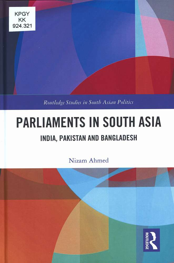 South Asia parliaments