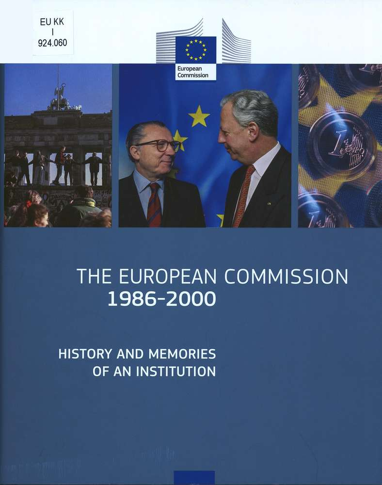 European Commission 1986-2000
