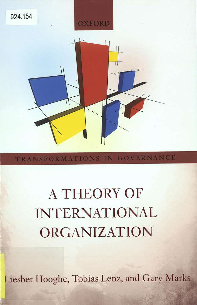 International Organization theory