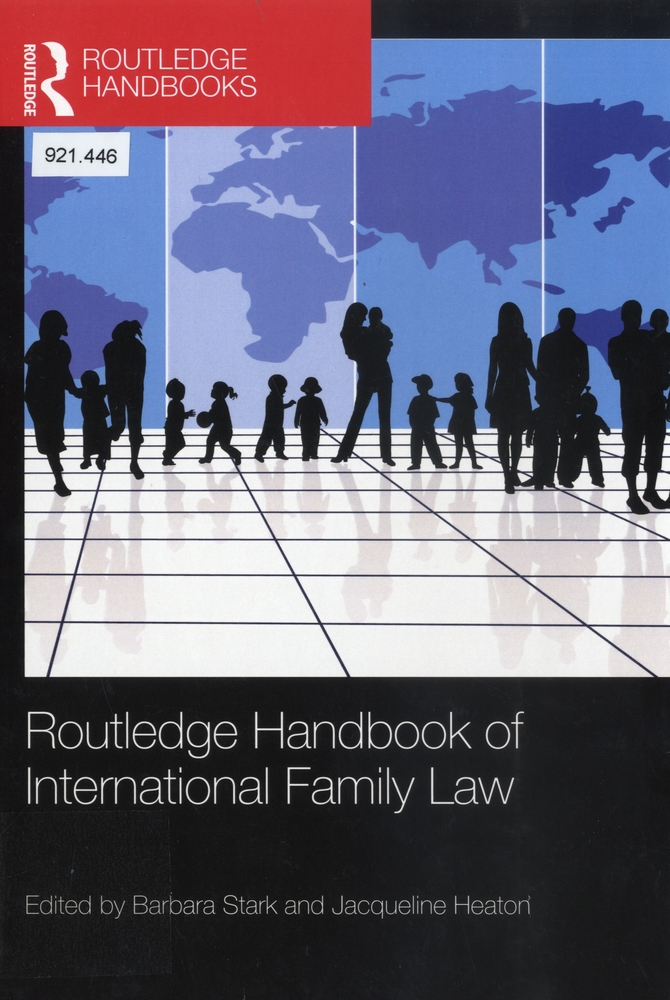 Handbook of International Family Law